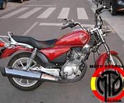 YAMAHA YBR DSCN6086