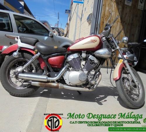 Yamaha Virago 250 3
